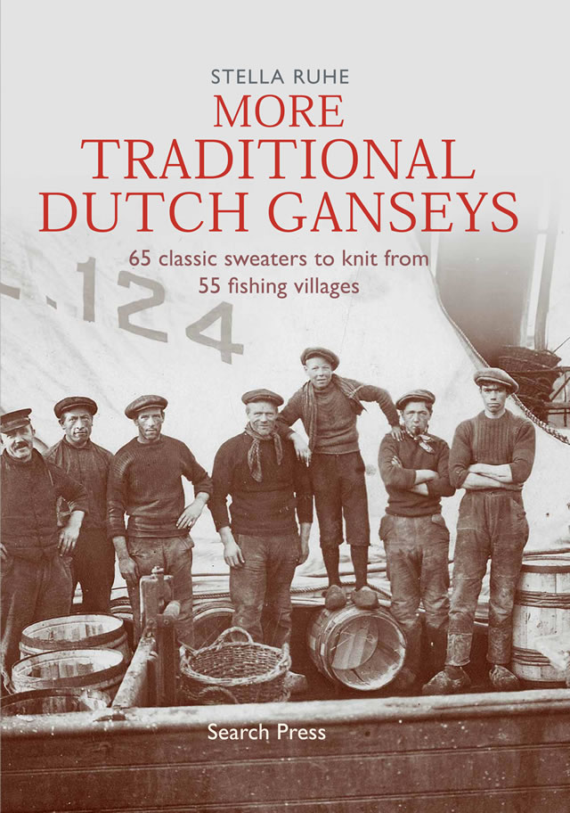 More Traditional Dutch Ganseys Cover